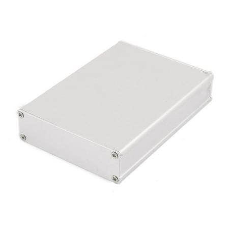 Unique Bargains 102 x 74 x 22mm Multi-purpose Electronic Extruded Aluminum Enclosure (Extruded Aluminum Box)