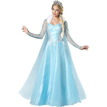 Adult Snow Princess Costume by Incharacter Costumes LLC 1120