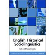 English Historical Sociolinguistics - eBook