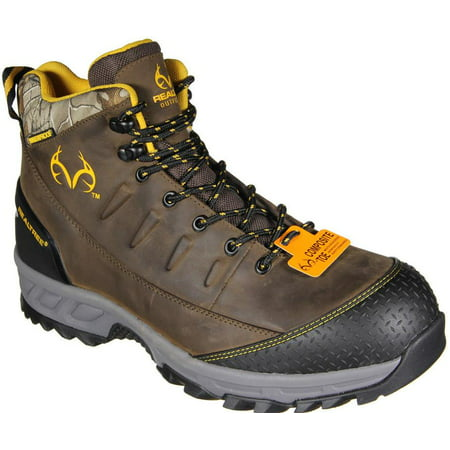 ee5aa65c578 Realtree Outfitters Colorado-Mid (Composite Toe Collection) Dark Brown