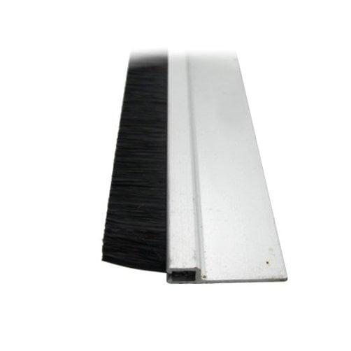"36"" Aluminum Brush Door Sweep"