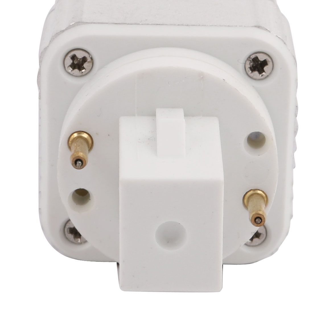 AC110V 10W G24 3000K Dimmable 56LED Horizontal 2P Connector Light Tube Cream - image 3 of 4