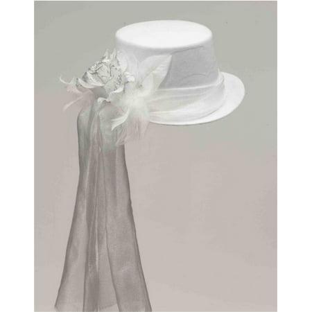 Forum Victorian Gothic Vampire Costume Burlesque Top Hat
