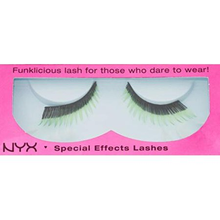 Special Effects Makeup Supplies (NYX Professional Makeup Special Effect Lashes, Amazonia, EL)