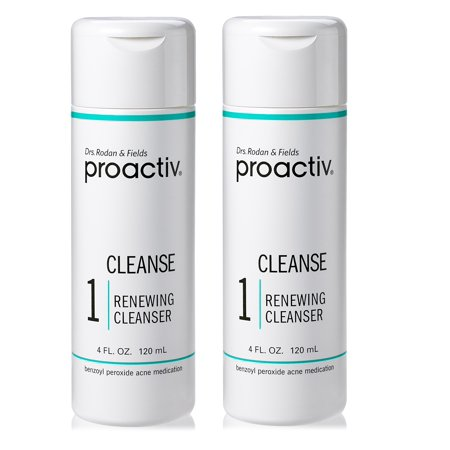Proactiv Renewing Acne Cleanser, Face Wash for Acne Prone Skin, 4 Oz - 2
