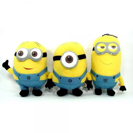 Despicable Me 2 - 3 Pieces Gru's Minion 10