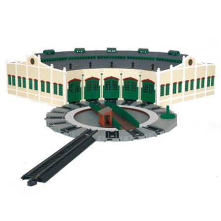 - Bachmann Trains Thomas and Friends Tidmouth Sheds Manually Operated Turntable