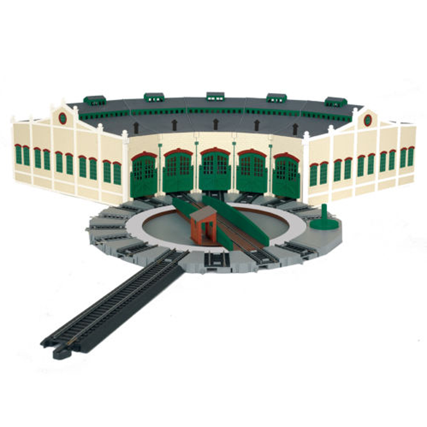 Bachmann Trains Thomas and Friends Tidmouth Sheds Manually Operated Turntable
