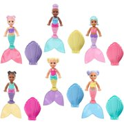 Barbie Small Surprise Mermaid & Shell (Styles May Vary)