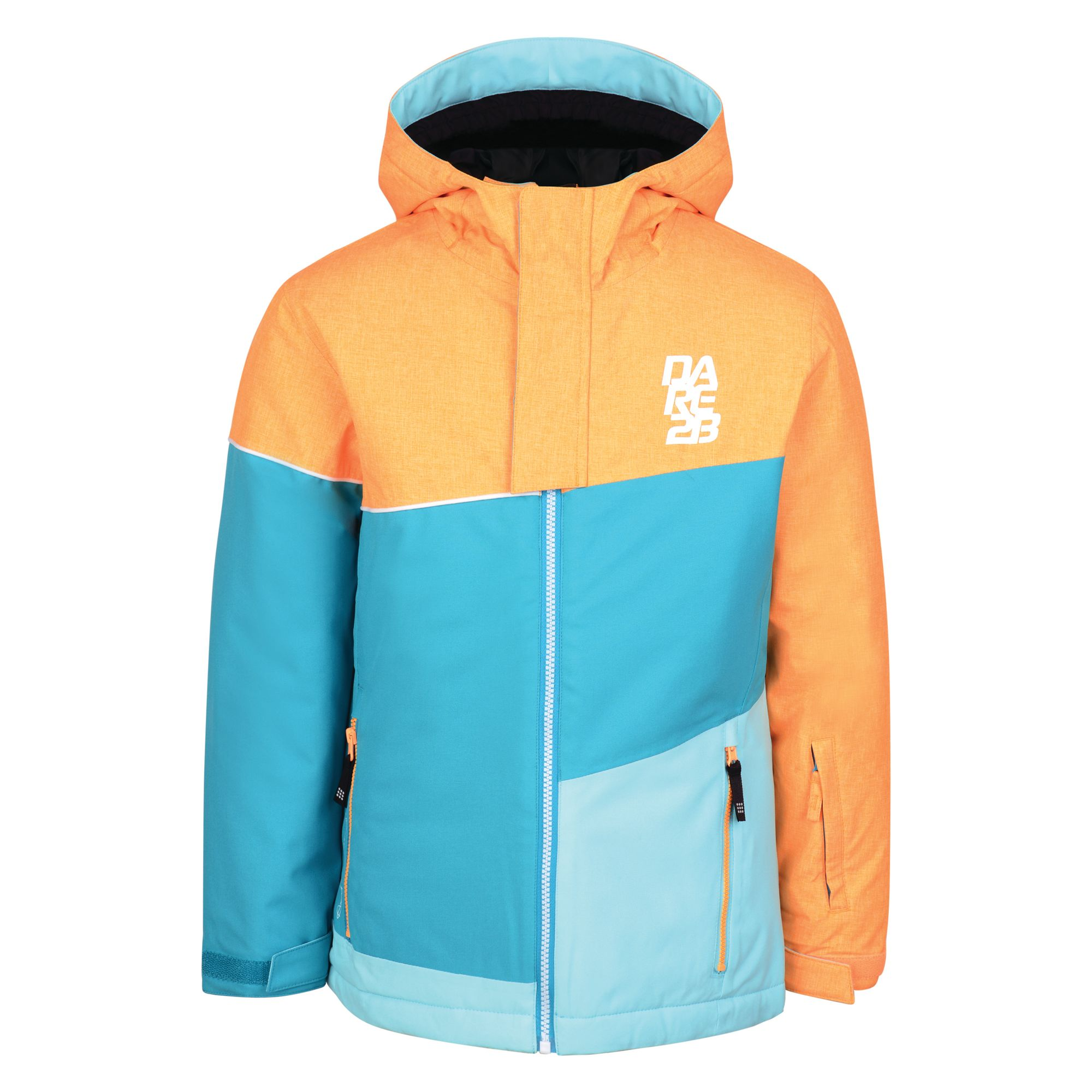 Dare 2b Obtain Men/'s Waterproof Breathable Insulated Skiing Jacket