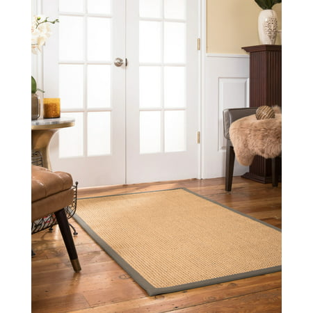 Natural Area Rugs Benedict Sisal Rug Made in USA, 10' x 14', Stone ()