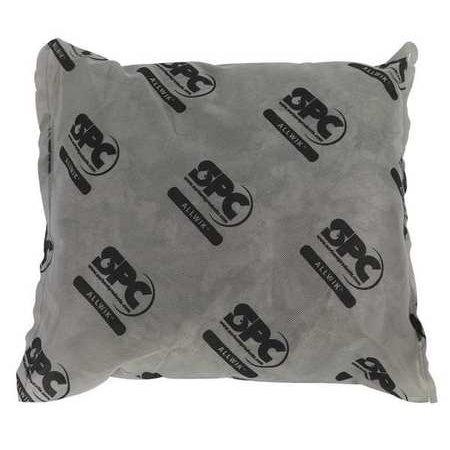 - BRADY SPC ABSORBENTS Absorbent Pillow,Universal,18