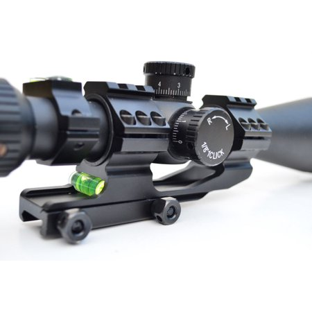Cantilever Rifle Scope Mount For 30 & 25mm 1