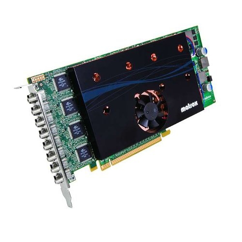 Matrox M9188 Graphic Card - 2 GB - PCI Express x16 M9188-E2048F