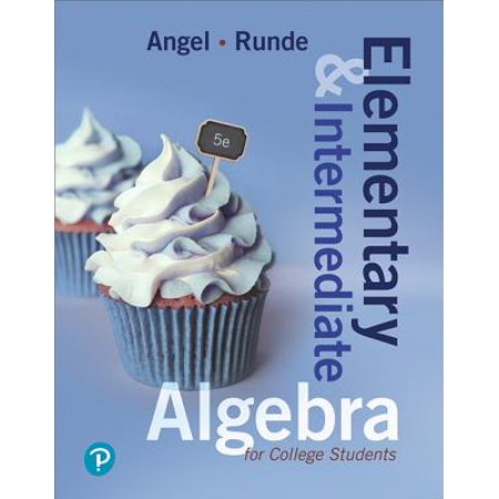 Elementary and Intermediate Algebra for College Students Plus Mylab Math -- Access Card Package](Halloween Online Games For Elementary Students)