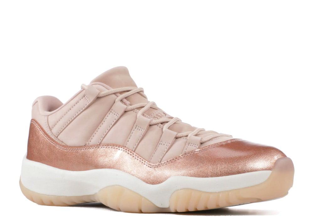 Wmns Air Jordan 11 Retro 'Rose Gold