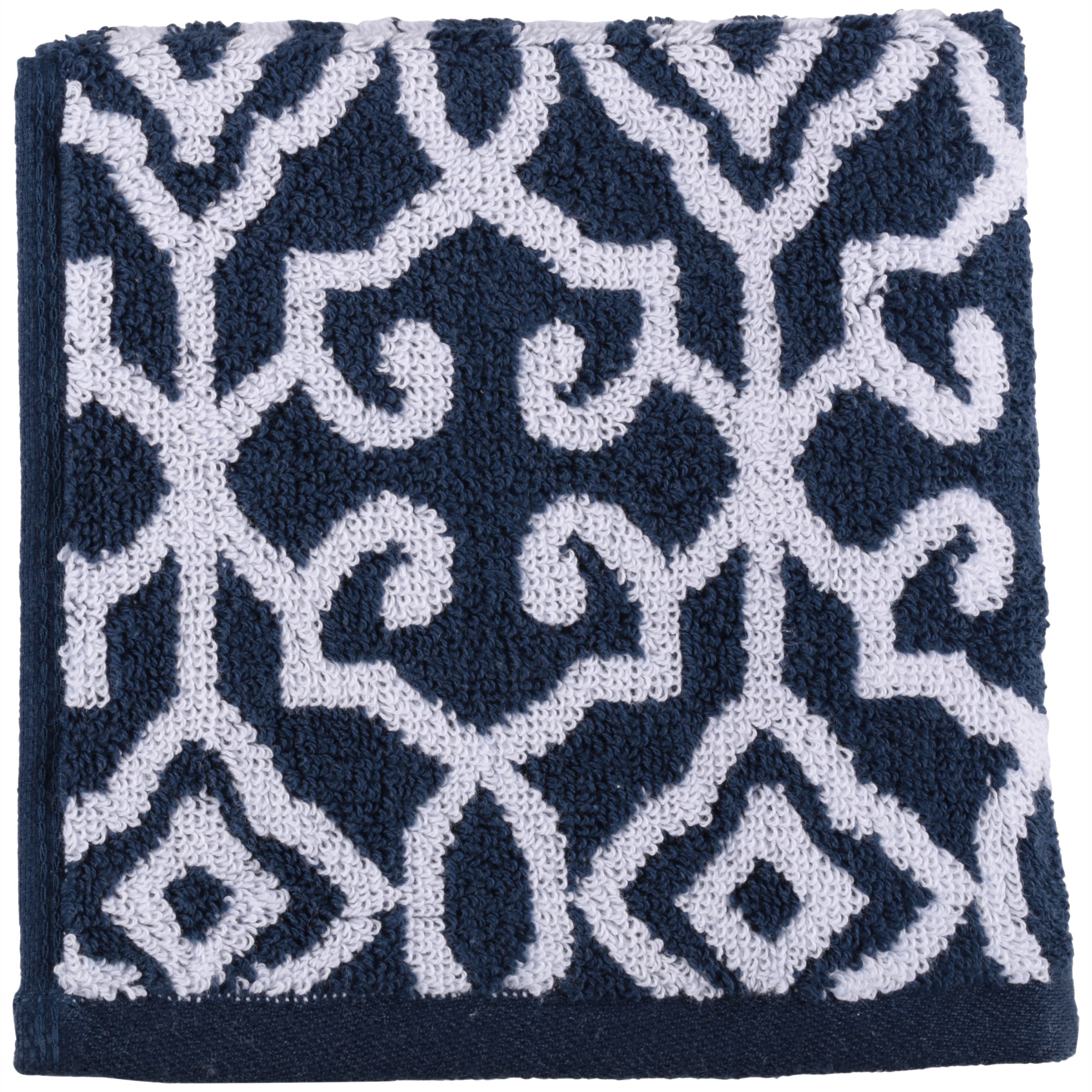 Better Homes & Gardens Thick and Plush Cotton Jacquard Bath Towel Collection