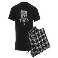 CafePress - Marvel Comics Thor 7 - Men's Dark Pajamas