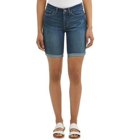 - Time N Tru Bermuda Shorts