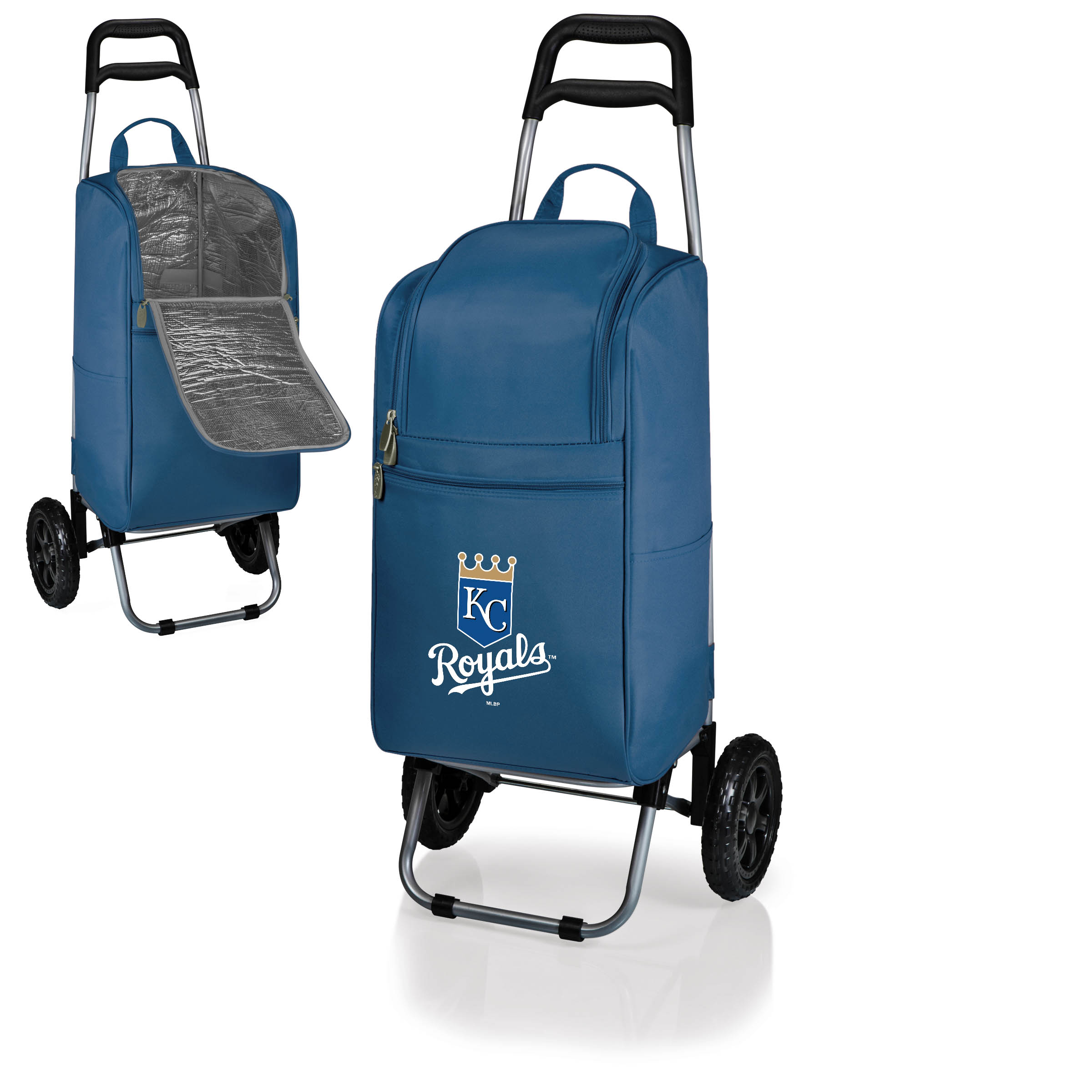 Kansas City Royals Cart Cooler - Navy - No Size