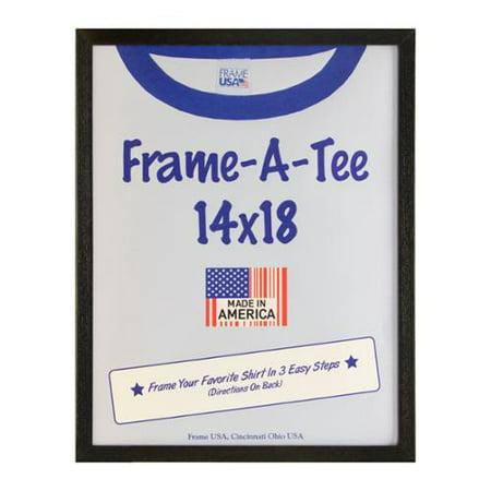 T-Shirt Frame 14x18 T-Shirt Frame Black, 14x18 - Walmart.com