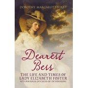 Dearest Bess - eBook