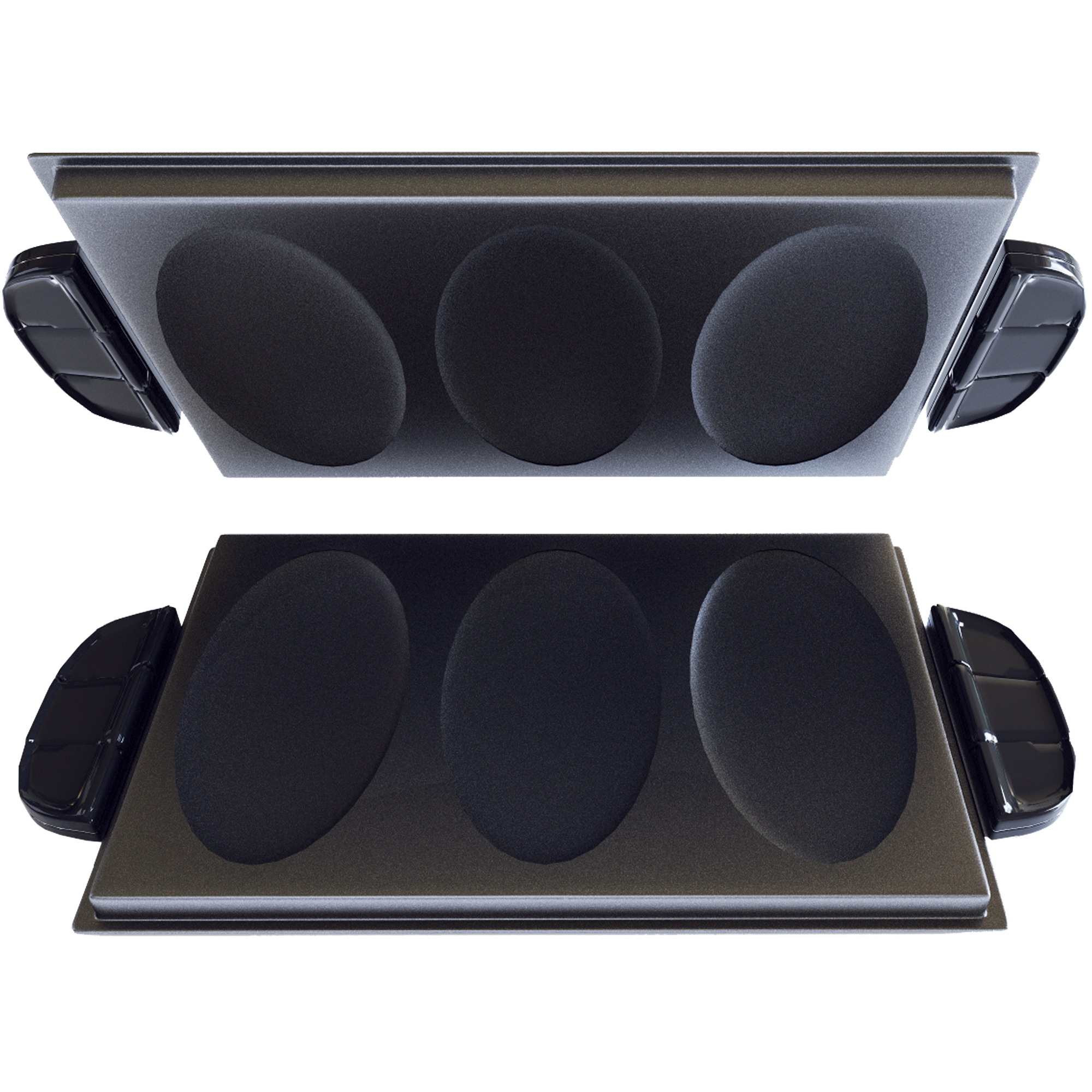 George Foreman Evolve Omelet Accessory Plates, GFP84OP