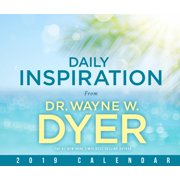 Daily Inspiration from Wayne Dyer 2019 Calendar (Other)