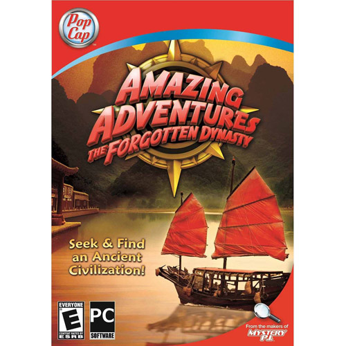 Image of Amazing Adventures Forgotten Dynasty (PC) (Digital Code)