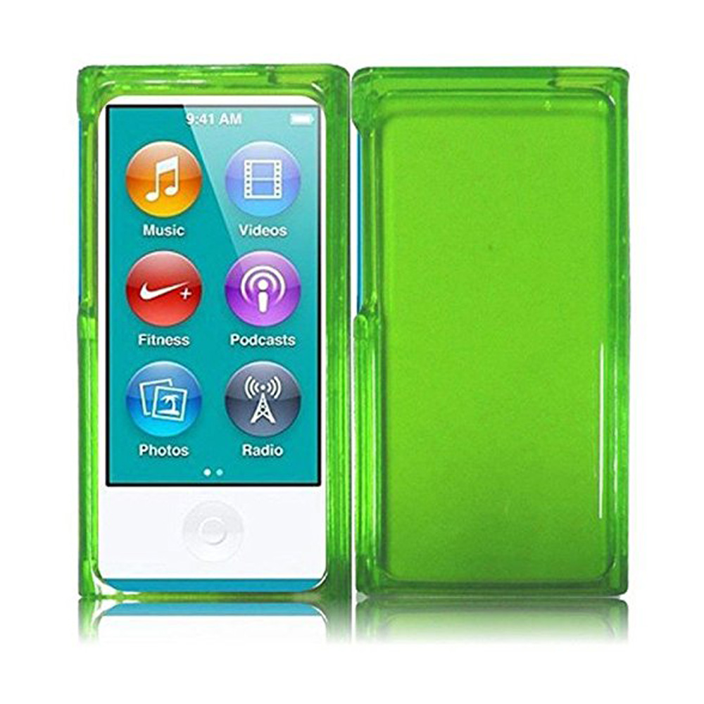 iPod Case, Honey Protective Anti Scratch Case Anti Scratch Back Cover for iPod Nano 7th Gen