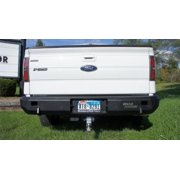 Road Armor 62000B RDA62000B 09-14 F150 REAR STEALTH BUMPER, SATIN BLACK