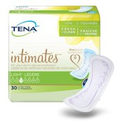 Intimates Light Ultra Thin Pads Regular 30 count (pack of 3), (3) 30 count Pads Packs By TENA,USA