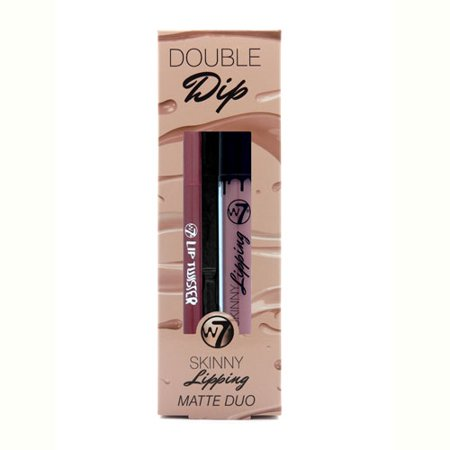 W7 Double Dip Skinny Lipping Matte Duo  Apples  Pears](Halloween Dipped Apples)