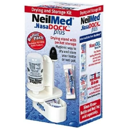 NeilMed Hypertonic NasaDock Plus 1 Each