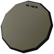 Vic Firth Single Sided Practice Pad 12 in.