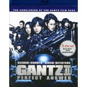 Gantz II: Perfect Answer (Blu-ray + DVD)