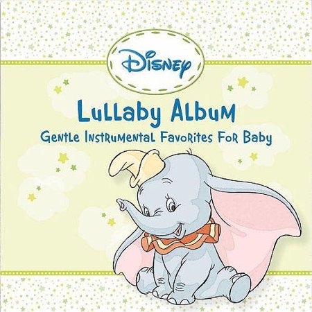 (Disney Lullaby Album: Gentle Instrumental Favorites For Baby (CD))