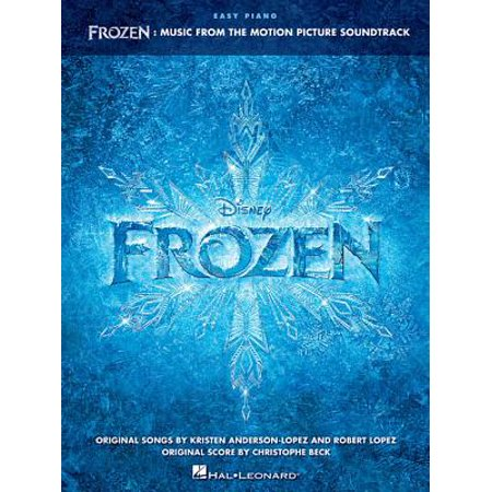 Frozen : Music from the Motion Picture Soundtrack: Easy Piano](Marshmallow From Frozen)
