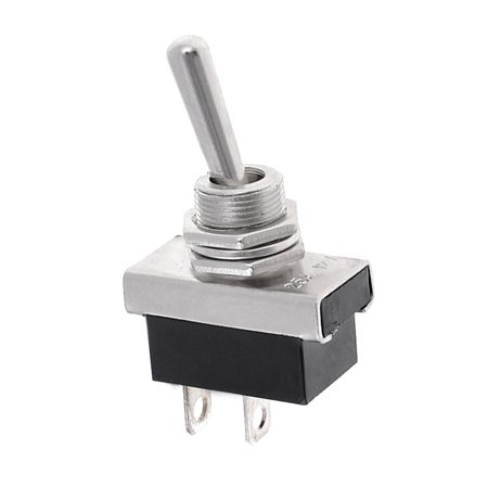 Car Vehicle Truck 2 Positions ON-OFF Toggle Switch DC 12V 25A - image 1 de 1