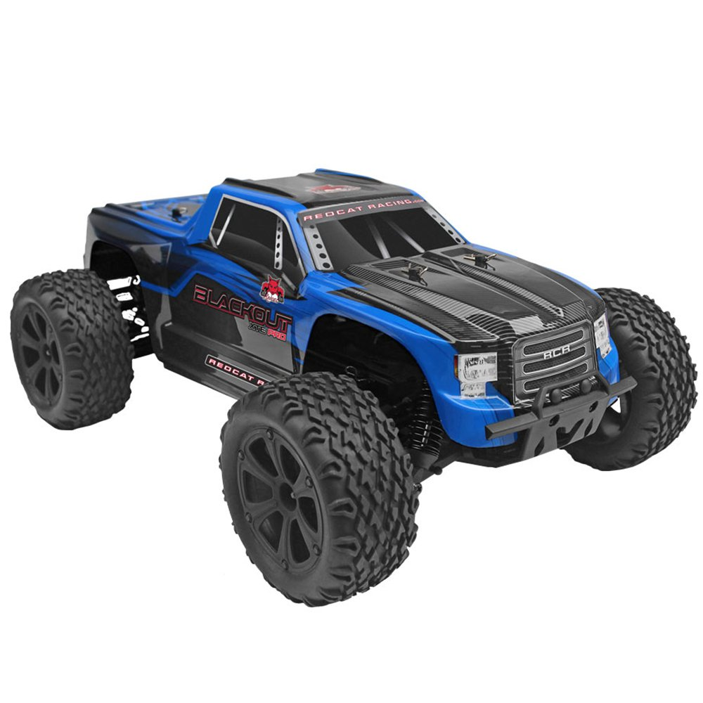 REDCAT Blackout XTE PRO 1/10 Scale Brushless Electric RC ...