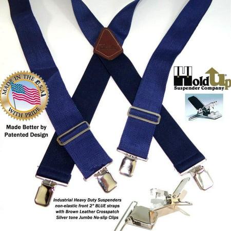 Holdup Suspender Company dark Blue Industrial heavy duty 2