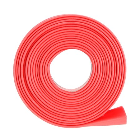 Heat Shrink Tube 2:1 Tubing Sleeving Wrap Red 13mm Dia 1m -