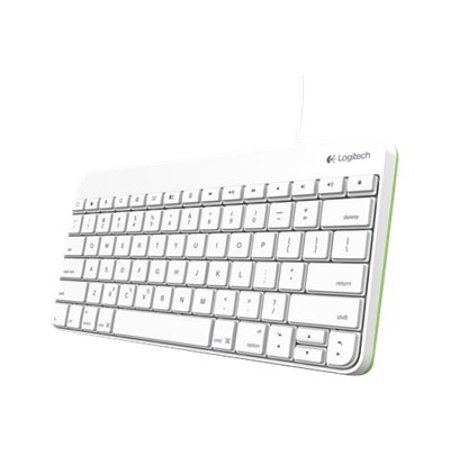 Logitech Wired Keyboard for Apple iPad (for iPad
