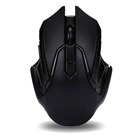 2 4Ghz Wireless Gaming Game Mouse Mice Usb Receiver For Computer Pc Laptop