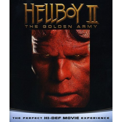 Hellboy II: The Golden Army (Blu-ray) (With INSTAWATCH) (Widescreen)