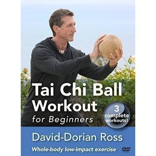 Tai Chi Ball Workout For Beginners by