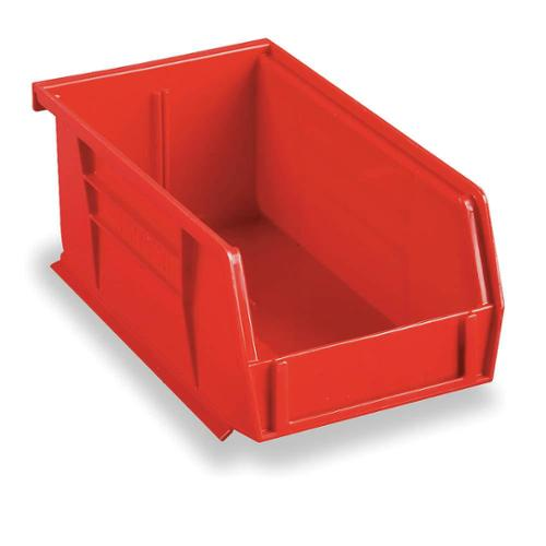 AKRO-MILS Hang and Stack Bin 30220RED