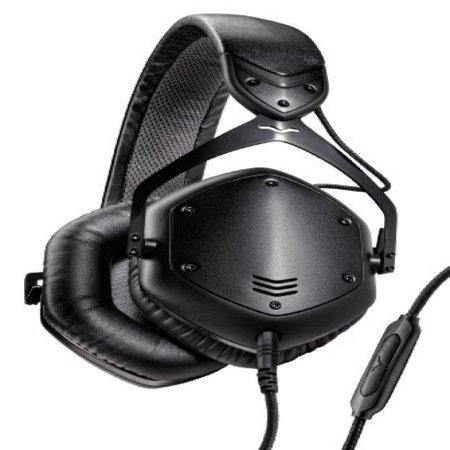 v moda crossfade lp2 vocal limited edition over ear noise isolating metal headphone matte black. Black Bedroom Furniture Sets. Home Design Ideas