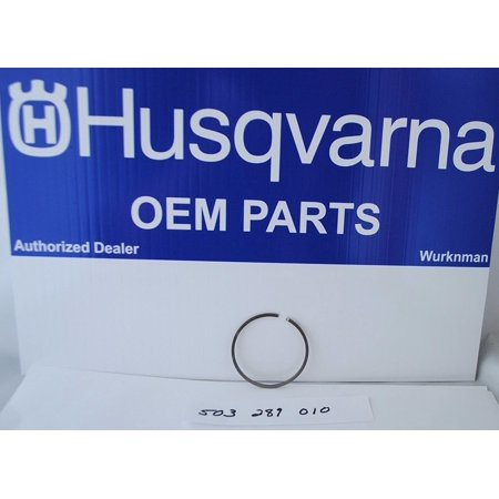 Husqvarna Oem 503289010 Piston Ring For 49 42 51 55 246 351 350, Up For  Sale Is This Brand New