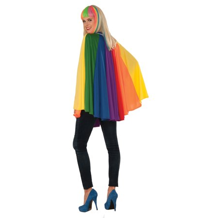 Adult Rainbow Fantasy Cape 30